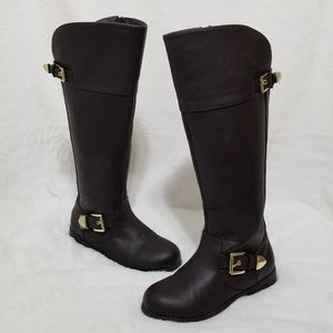 Micheal Kors Riding Boots